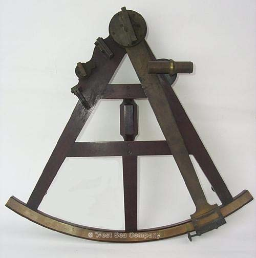 18th. C. SEXTANT
